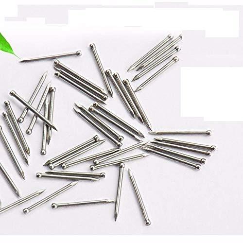 Kopflose Nägel für Massivholz-Fußleisten, kopflose Stahlnägel-30mm