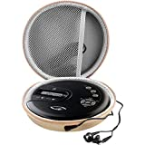 Portable CD Player Case Compatible with GPX PC332B丨