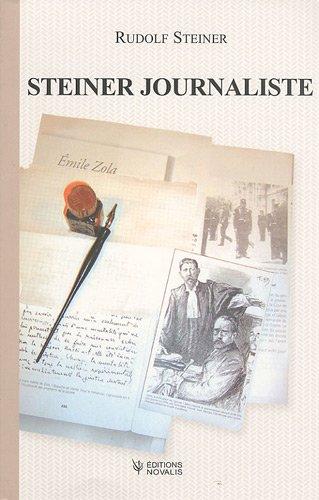 Steiner journaliste