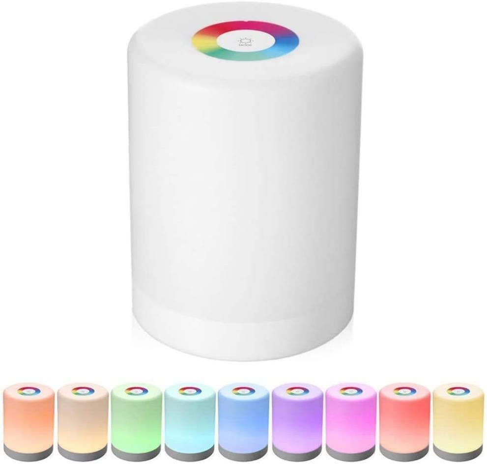 ZHAOSHUNLI Colorful Light Wireless Changing Color Table Max 57% OFF Latest item Luminous