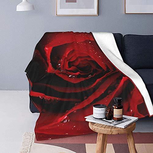 Rote Rose Luxus...