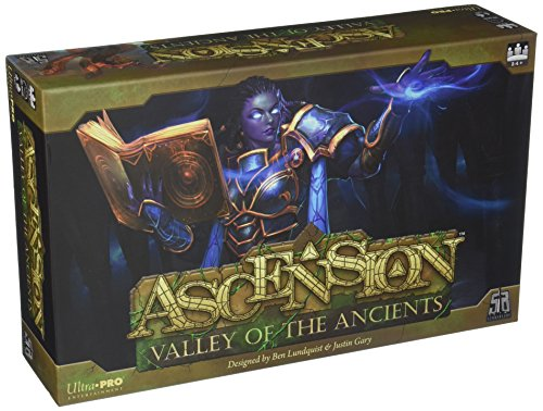 Ultra Pro UPE10096 Nein Ascension: Valley of The Ancients, Spiel