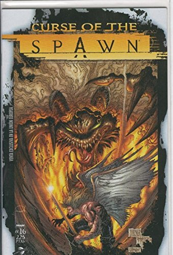 Curse of the Spawn numero 16