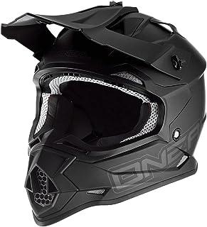"O""NEAL 2 Series RL Motocross Enduro MTB Helm Flat schwarz 2021 Oneal"