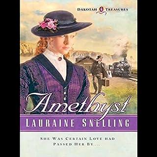 Amethyst audiobook cover art