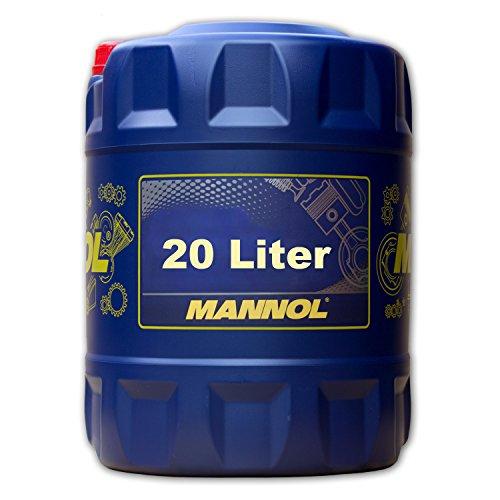 20 Liter MANNOL Hydro HV ISO 46 / HVLP 46 Hydrauliköl DIN 51524/3