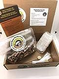 2funguys Shiitake Plug Spawn Starter Kit - Grown Your Own Mushrooms
