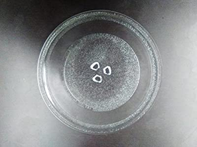 """New Replacement Microwave Oven Cooking Glass Plate 10"""" 25.4cm 254mm"""