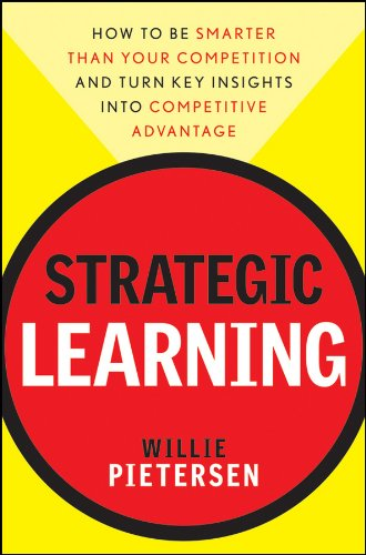 Strategic Learning: How to Be Smarter Than Your Competition and Turn Key Insights into Competitive Advantage (English Edition) de [Willie Pietersen]