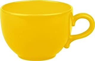 Waechtersbach Fun Factory II Buttercup Jumbo Cups, Set of 4