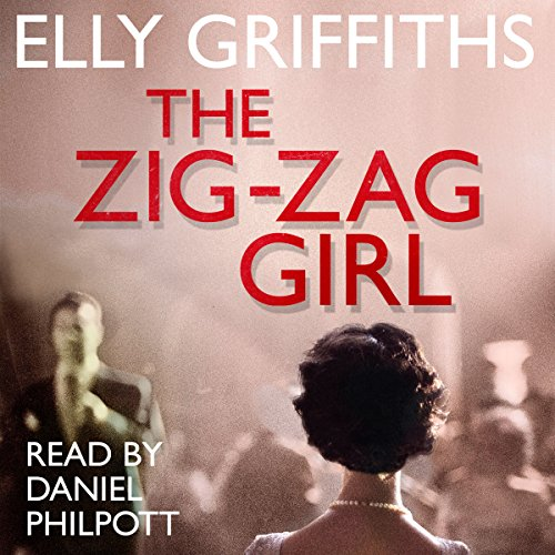The Zig Zag Girl                   By:                                                                                                                                 Elly Griffiths                               Narrated by:                                                                                                                                 Daniel Philpott                      Length: 8 hrs and 2 mins     23 ratings     Overall 4.0
