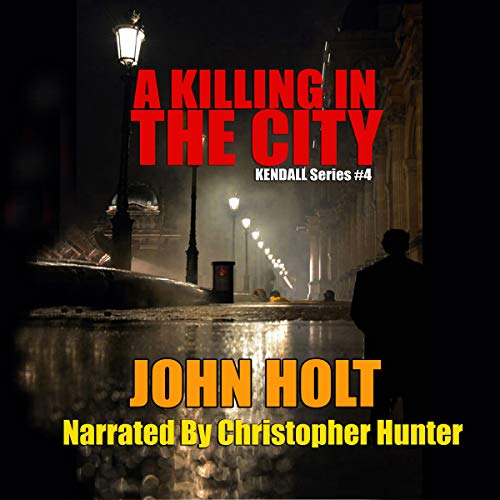 Couverture de A Killing in the City