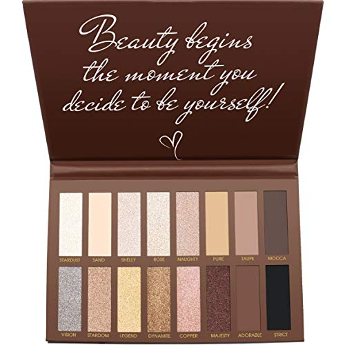Gifts for 13 Year Old Girls - Best Pro Eyeshadow Palette Makeup