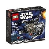 Lego, Star Wars Microfighters Series 1 TIE Interceptor (75031)