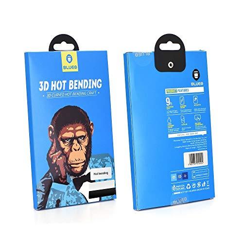 BLUEO 3D KING KONG HOT BENDING - Protector Curvo de Pantalla Completa...