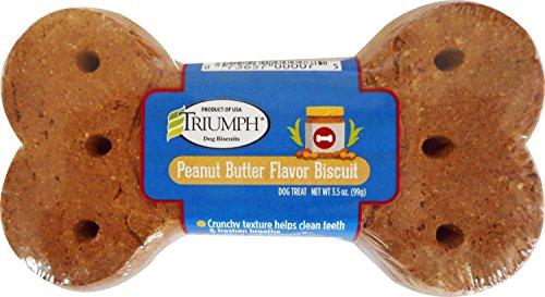 Triumph Super Biscuits Dog Treat Peanut Butter