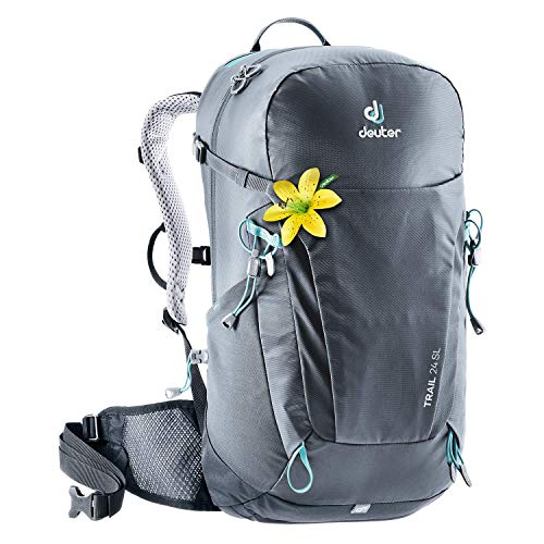 Deuter Trail 24 SL Zaino Casual, 58 cm, liters, Nero (Graphite-Black)