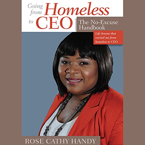 Going from Homeless to CEO cover art