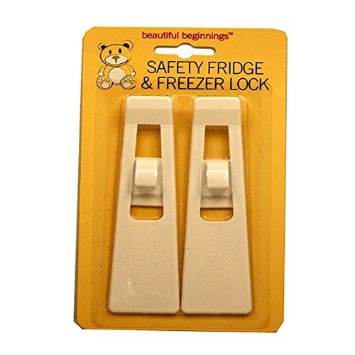Baby Toddler Child Proof Fridge Freezer Safety Locks Two Pack Babyproofing
