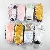 MIWNXM 10 Pares Kawaii Women Socks Happy Fashion Ankle Funny Socks Women Fruits...
