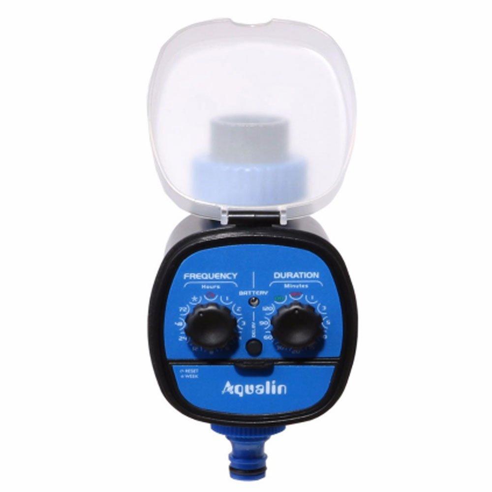 Aqualin temporizador Programador riego jardín innaffiamento programable: Amazon.es: Electrónica