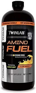 twinlab bcaa fuel powder