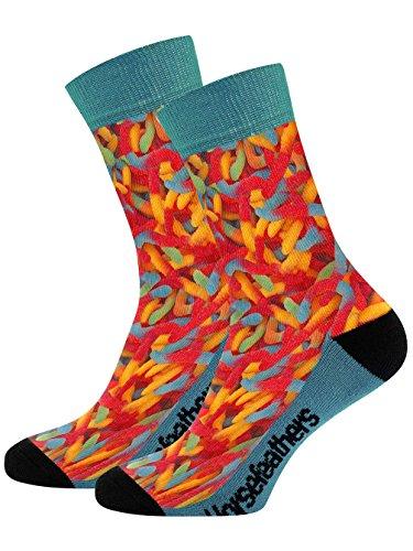 Horsefeathers Herren Socken Primus Socks (8-10)