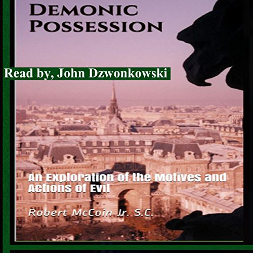 Demonic Possession audiobook cover art