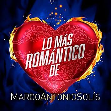 Lo Más Romántico De Marco Antonio Solís