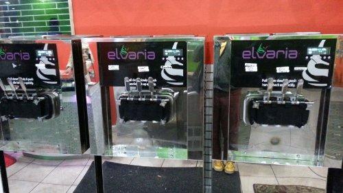 Buy Elvaria 515 TW Frozen Yogurt Machine