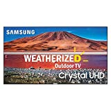 Weatherized TVs Samsung 7 Series 50-Inch 4K LED HDR Outdoor Smart UHDTV - Patio - 50WTSP