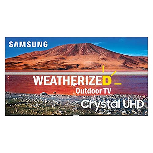 Weatherized TVs Patio Samsung 7 Series 50 Inch 4K LED HDR Outdoor Smart UHDTV - 50WTSP