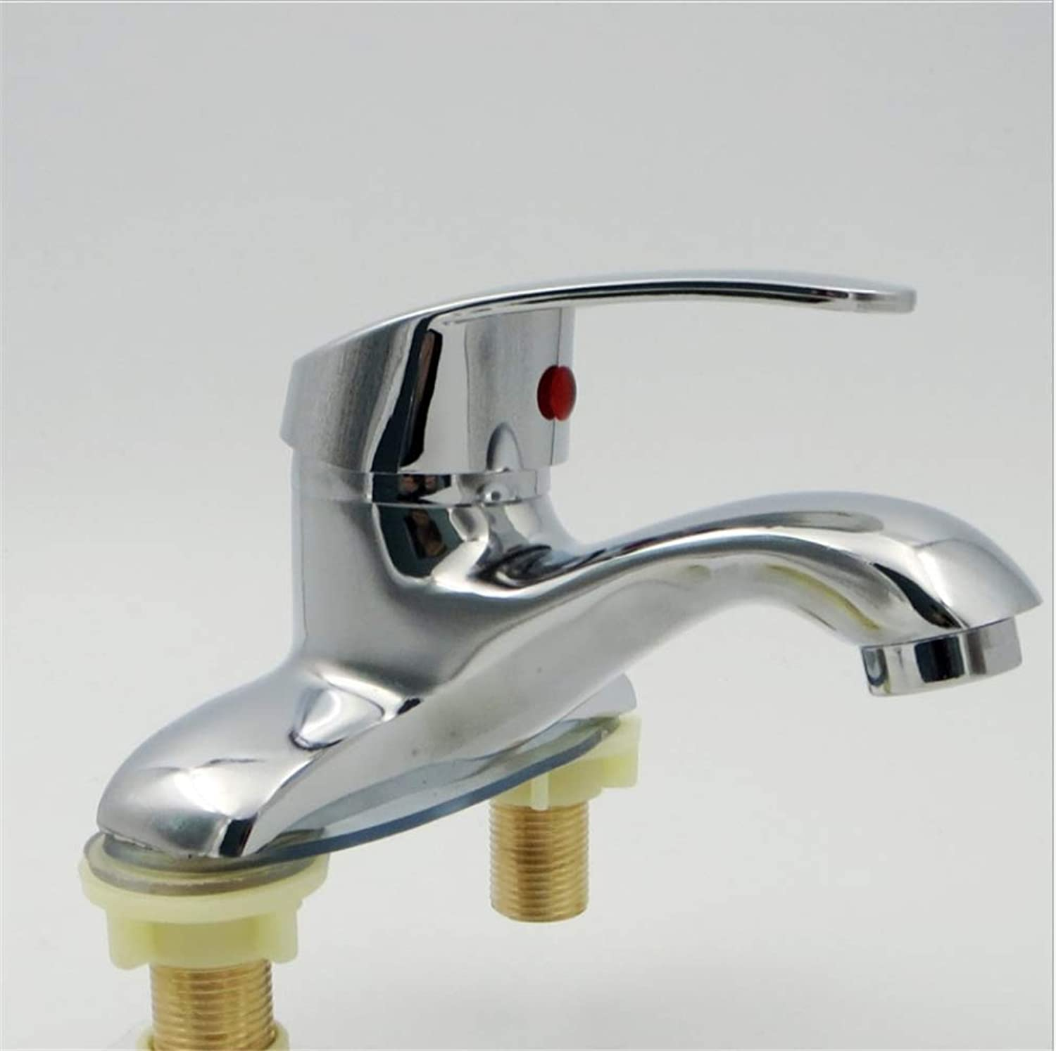 Basin Faucetsolar Double Two Lift Lifting Basin, Faucet Bathtub Hot and Cold Water Basin Faucet