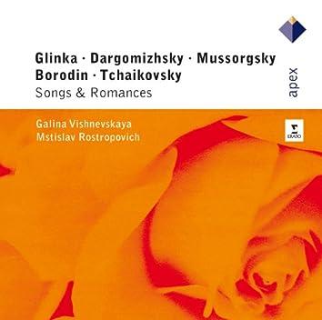 Russian Mélodies & Romances
