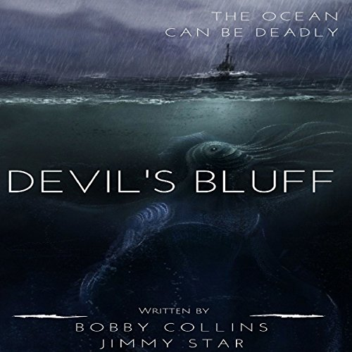 Devil's Bluff audiobook cover art