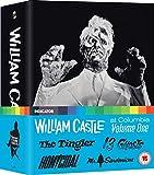 William Castle Volume One - The Tingler - Homicidal - Mr. Sardonicus - 13 Ghosts [Blu-ray]