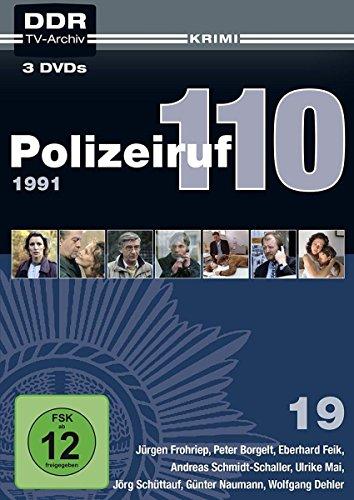 Polizeiruf 110 Box 19: 1991 (DDR TV-Archiv) [3 DVDs]