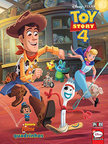 Toy Story 4 - HQ