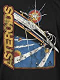 Atari Asteroids Arcade Officially Licensed T-Shirt (Extra Large XL)