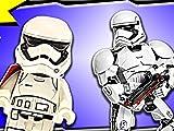 Clip: First Order Stormtrooper Battle Figure