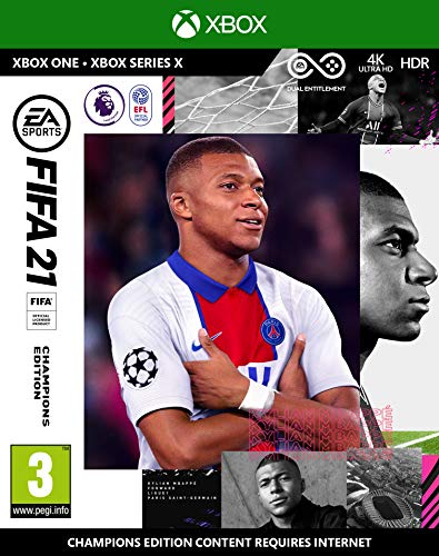 Fifa 21 Champions Edition - Xbox One [video game]