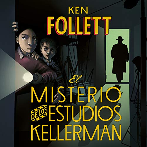 El misterio de los estudios Kellerman [The Mystery of the Kellerman Studies] cover art