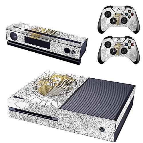 Adventure Games - XBOX ONE ORIGINAL - Destiny, Limited Edition - Playstation 4 Vinyl Console Skin Decal Sticker + 2 Controller Skins Set