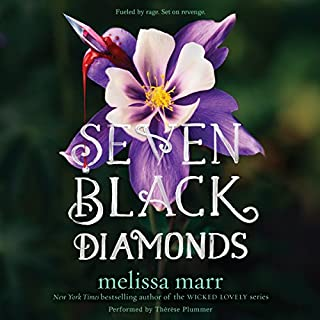 Seven Black Diamonds audiobook cover art