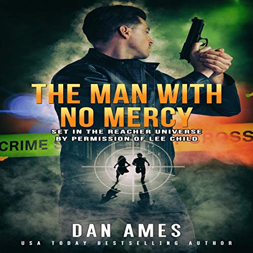The Man With No Mercy cover art