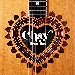 chay「花束」の歌詞を収録したCDジャケット画像