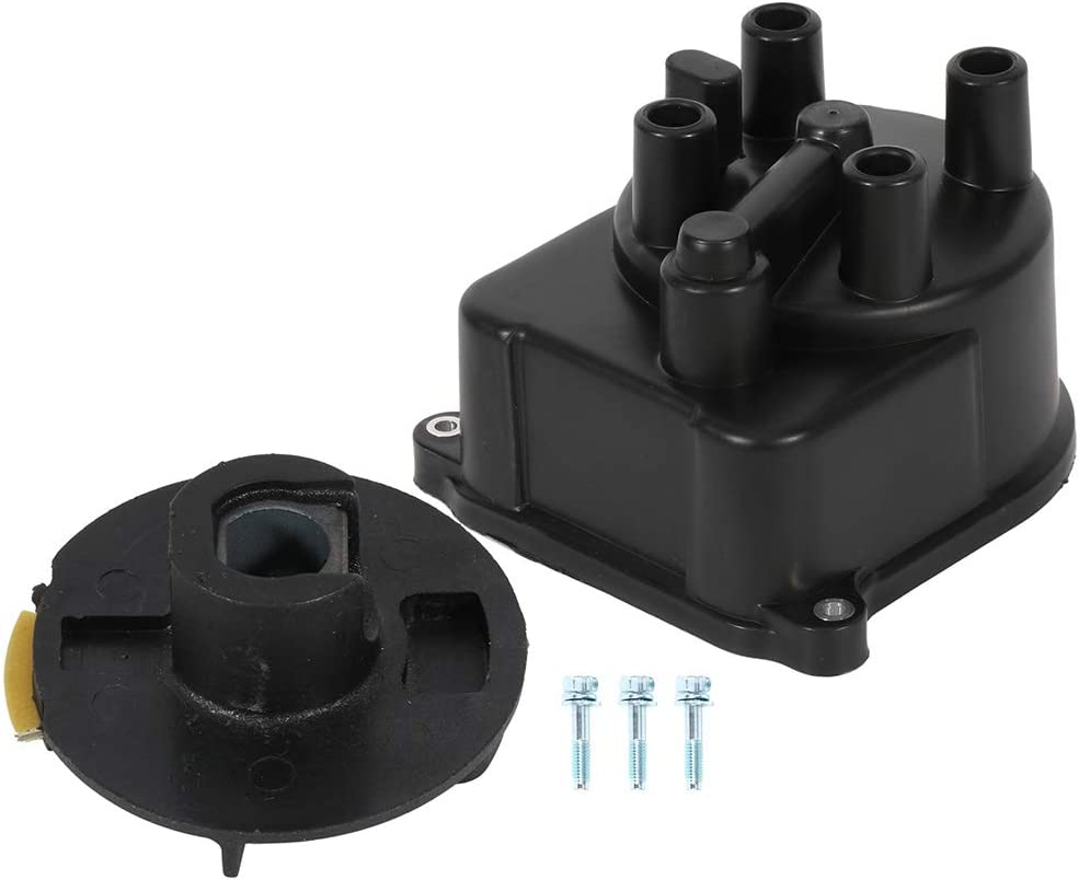 SCITOO New Ignition Distributor Compatible with Hon-da Civic 199