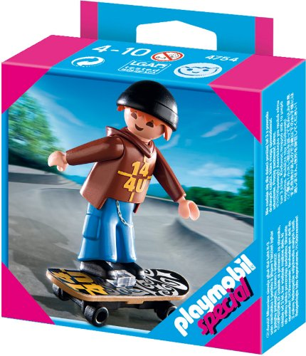 Playmobil 4754 - Skateboarder