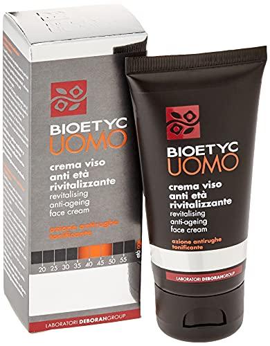 Bioetyc Uomo Crema Viso Antietà Rivitalizzante, 50 ml