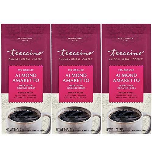 Teeccino Chicory Coffee Alternative